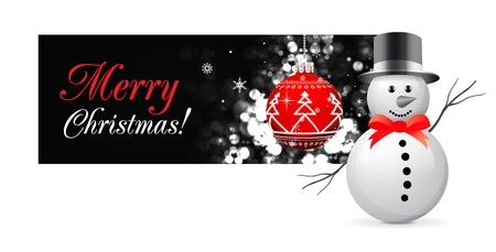 Christmas card Stock Vector - 8456955