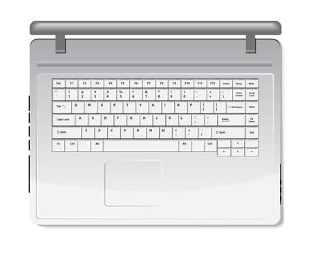 Notebook bianco