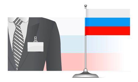 clandestine: Russian_Diplomat(34).jpg Illustration