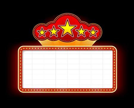 Neon sign Stock Vector - 9375799