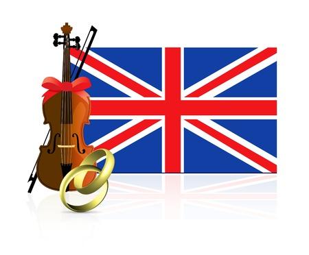 royal wedding: Royal wedding in England