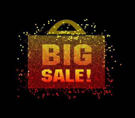 big sale Stock Vector - 9438764