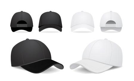 white uniform: baseball cap