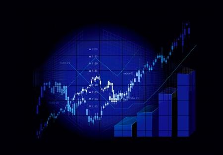 graph: Aktienmarkt-Graphen