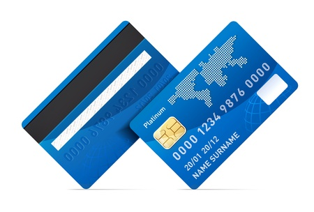 sales bank: Credit card