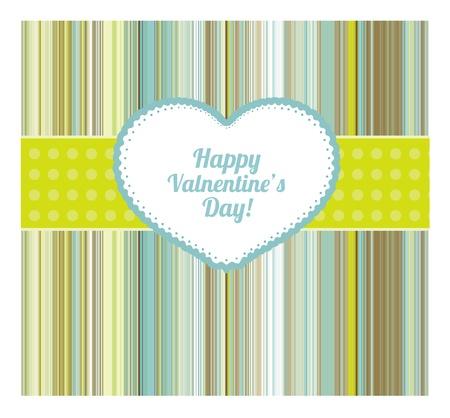 birth day: Template greeting card Illustration