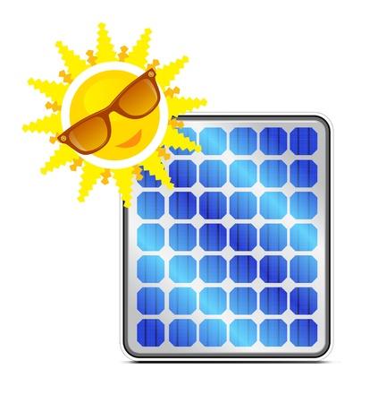 solarpower: solar power panel
