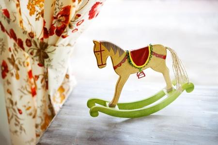 Horse toy photo