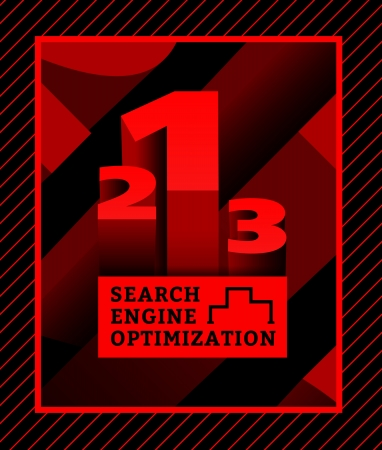 Search engine optimization Stock Vector - 14438425