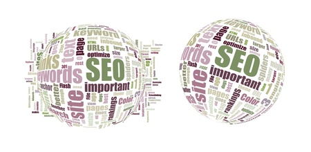 SEO Search Engine Optimization Vector