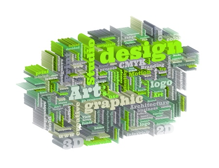 Graphic design studio Stock Photo - 15732203