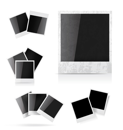 photo frame Stock Vector - 16162867