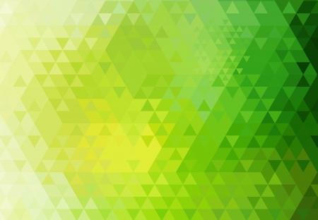 Triangle Retro-Hintergrund Lizenzfreie Bilder