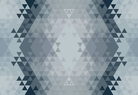 Geometric hipster retro background. Retro triangle vector background Stock Photo - 21151400