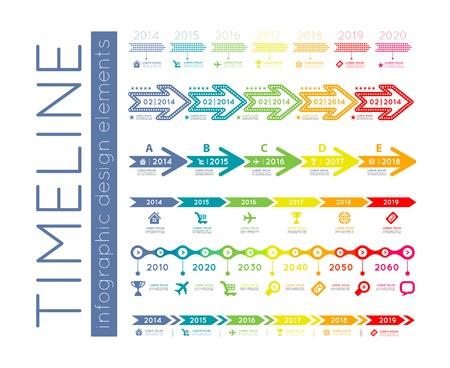 cronologia: Infografía Cronología