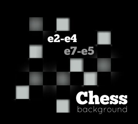 tile flooring: checkered abstract background Illustration