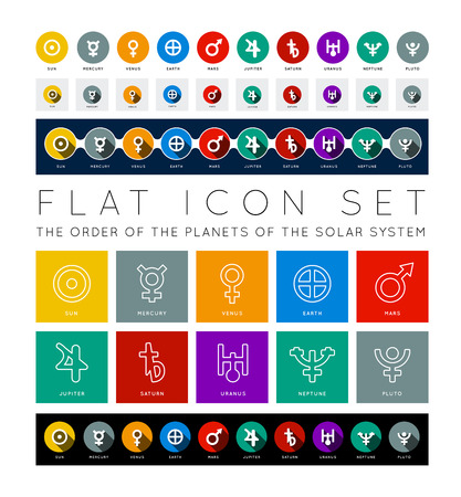 orbits: Planet of Solar System