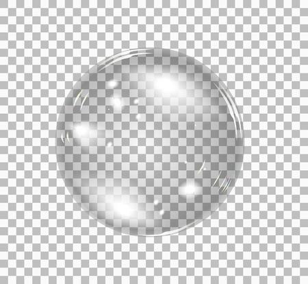 Blase Seife Vektorgrafik