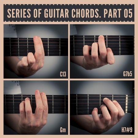chords: Guitar chords