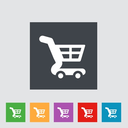 cart icon: Cart Icon Illustration