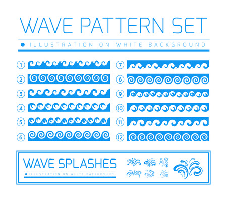 oceanic: Waves and splashes