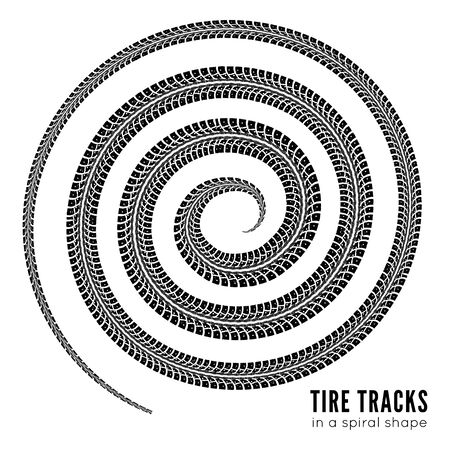 constancy: Tire tracks
