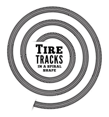 constancy: Tire tracks