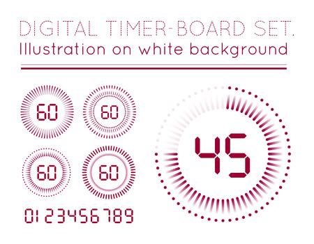 countdown: Digital Countdown Timer