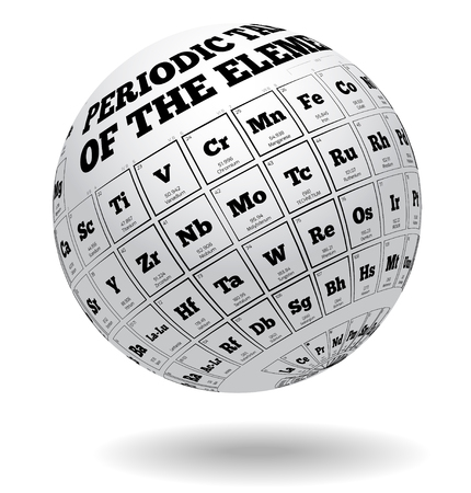 noble gas: Periodic table of elements