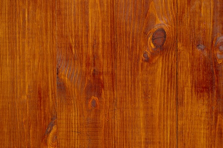 polished: Wooden colored doors by the closeup