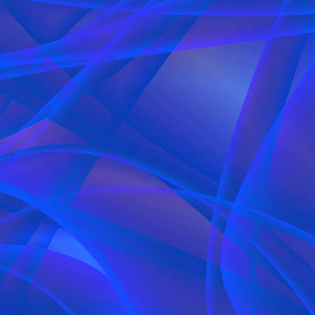 abstract smoothed lines and gradients of blue color Stock Photo - 4156564