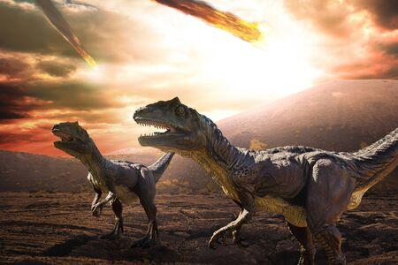 dinosaurs apocalypse day