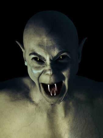 horror devil vampire Stock Photo - 132072051