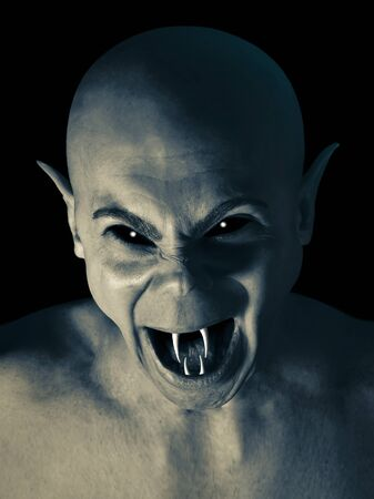 horror devil vampire Stock Photo - 132071697