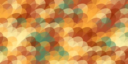 ellipse: Ellipse vector pattern. Colorful background.