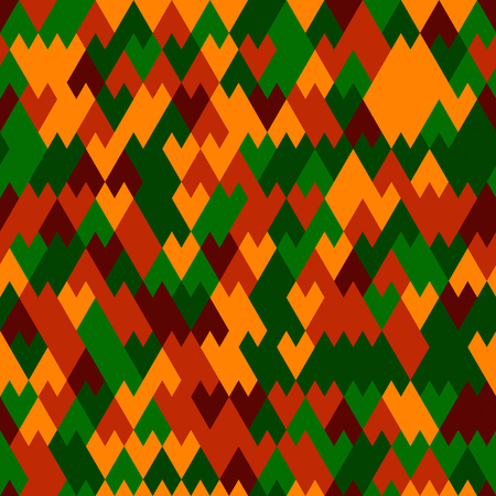 Abstract vector seamless pattern.