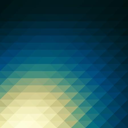Colorful mosaic low polygon Background Wallpaper. Vector illustration design. Illustration
