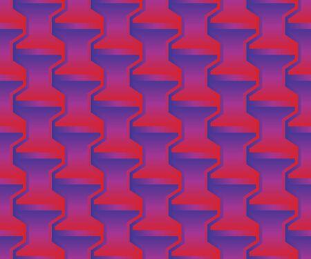 Polygons background. Hexagons, figures ornament. Simple shapes wallpaper. Mosaics motif. Geometrical backdrop. Digital paper, web designing, textile print. Seamles pattern.