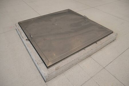manhole cover: stainless Manhole Cover