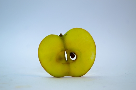 apple dissected