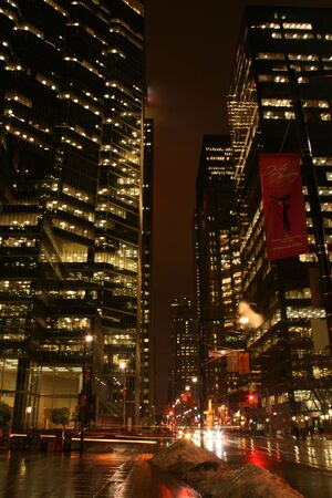 untitled key: Toronto downtown