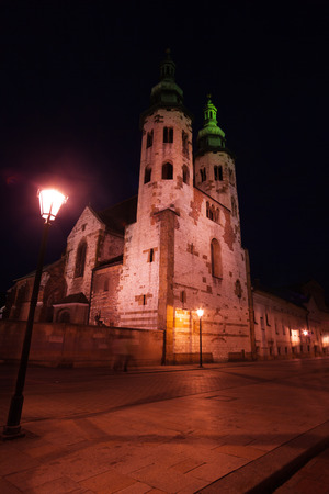St. Andrews Church, Kosciol sw. Andrzeja in Krakow, Poland photo