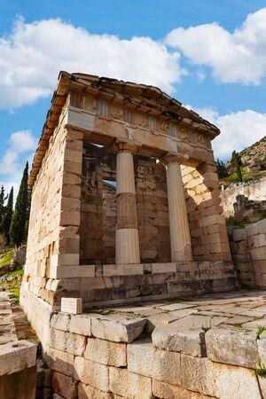 thesaurus: The Greek ancient Thesaurus