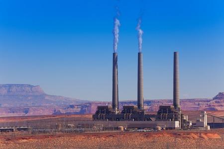 generating station: Salt River Project-Navajo Generating Station, Arizona, USA