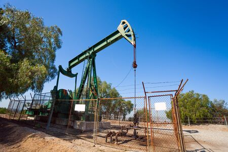 dug well: Billion barrels of oil could be extracted using hydraulic fracturing in California