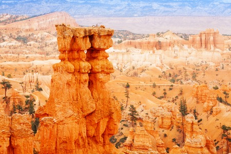 Beautiful panorama from Bryce Canyon National Park Reklamní fotografie