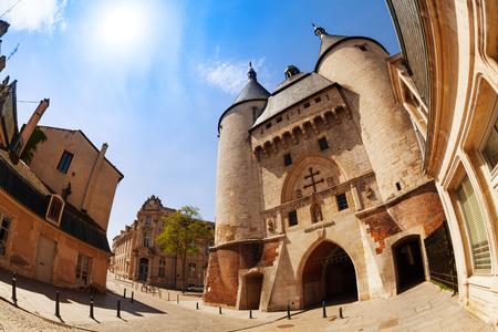 Porte de la Craffe gates in Nancy, France