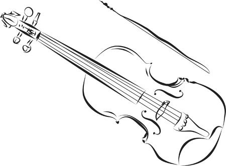 Een zeer oude muziekinstrument