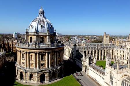 oxford: a very old city