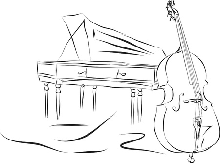Muziek Stockfoto - 23083820